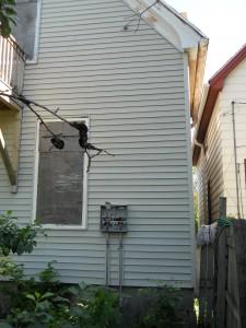 Wire Theft
